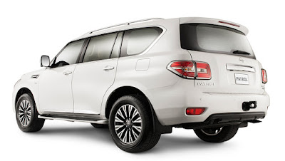 2016 Nissan Patrol Specs Price Review