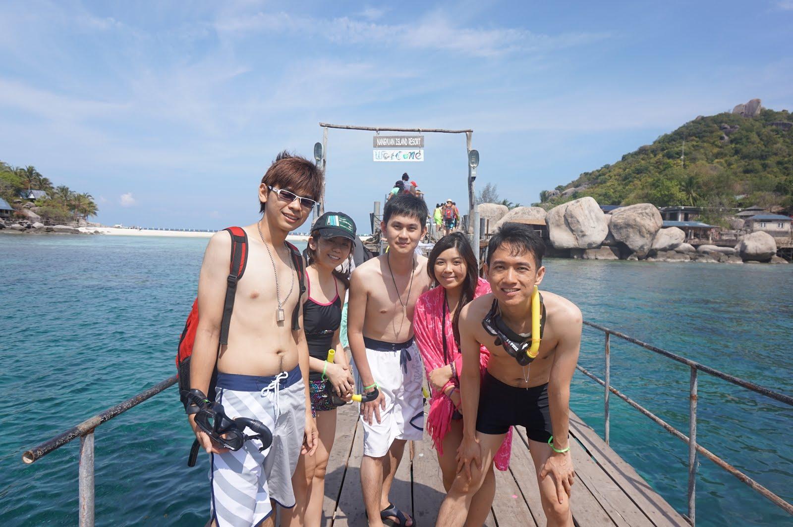 苏梅岛轻松游 | 2014