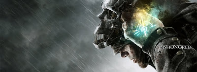 Dishonored Facebook Covers