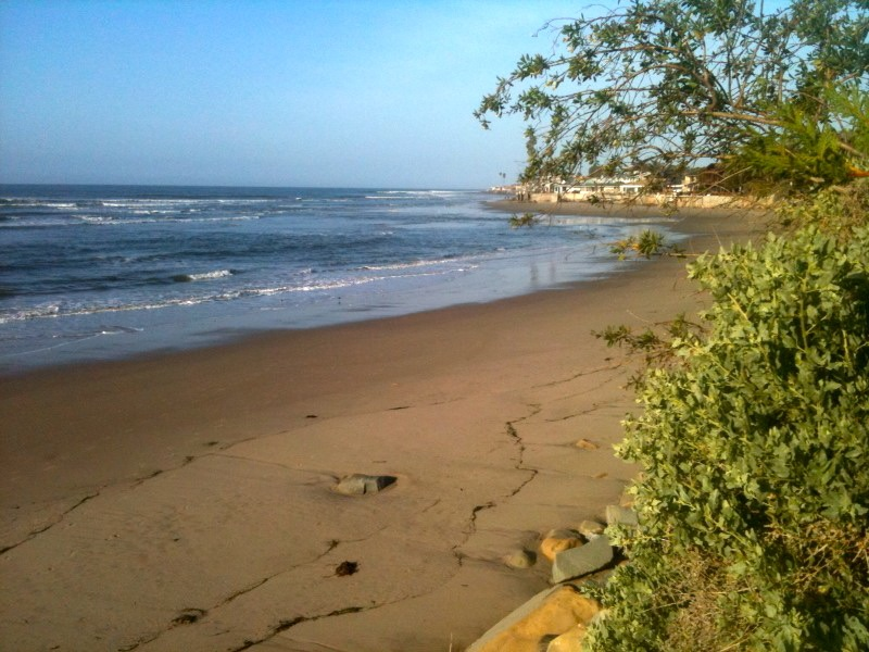 Leftover Tidal Surges
