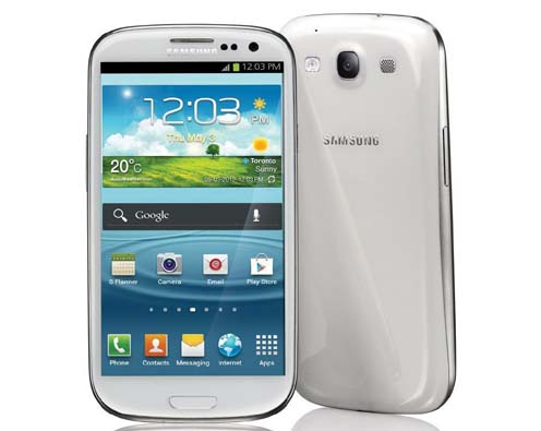 Spesifikasi dan Harga Samsung Galaxy S3, Ponsel Android HD sAMOLED Kamera 8MP