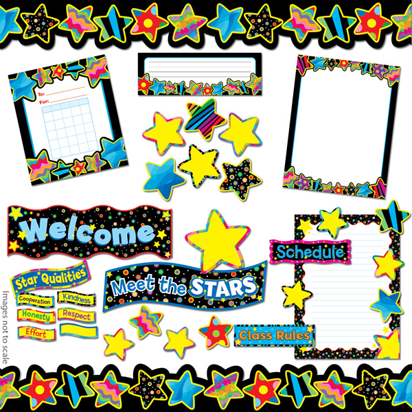 Classroom Decor Stars : My different worlds what are you in love with linky party