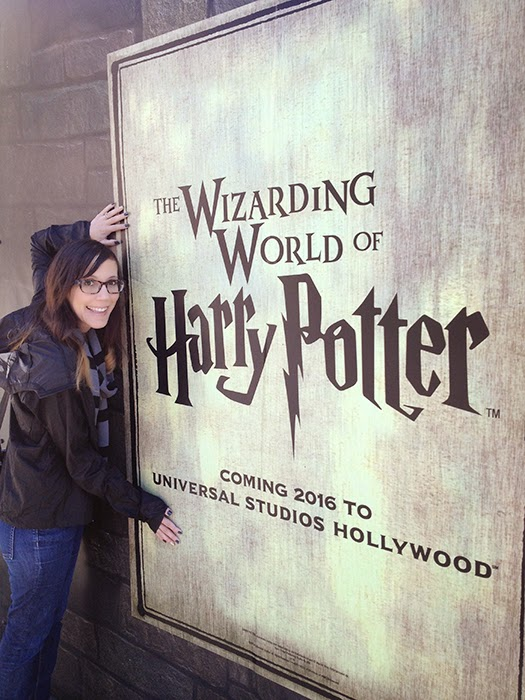 Wizarding World of Harry Potter coming 2016 -Universal Studios Hollywood