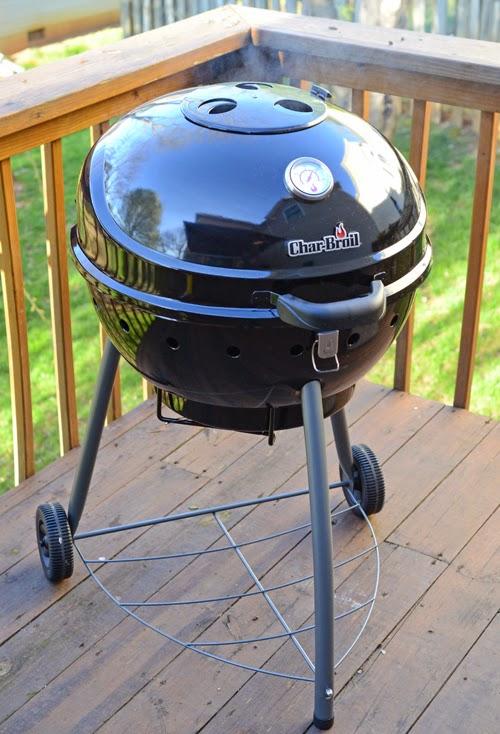 Char-Broil Kettleman, grilling,