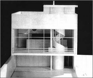 Arquitectura de casas dise os de casas residenciales for Casa moderna maqueta