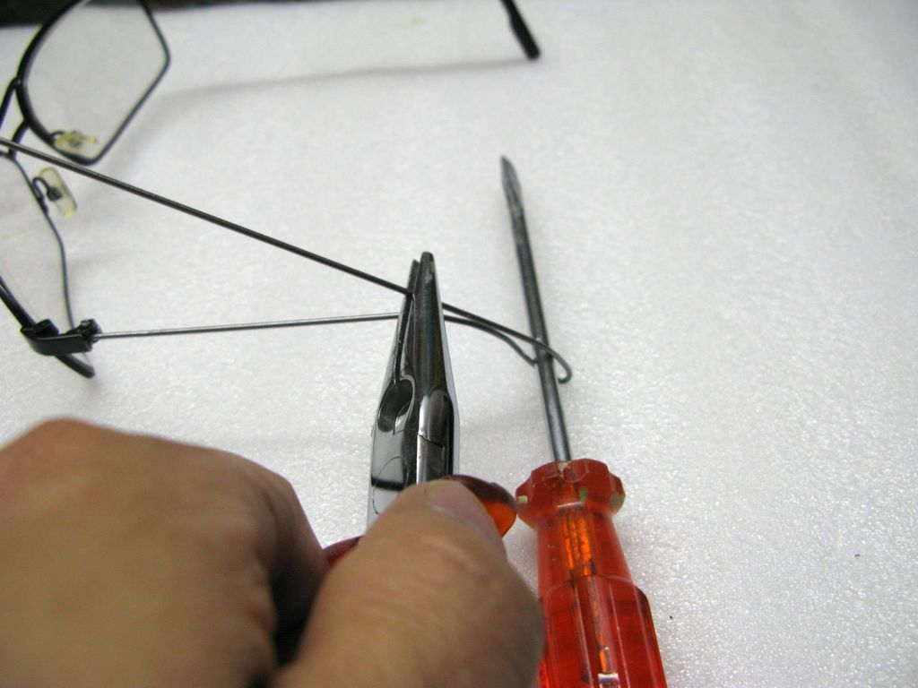 DIY Kingdom: Repair Broken Glasses Hinge