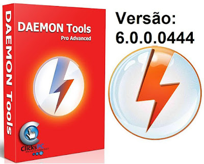 DAEMON Tools Pro Advanced 6.0.0.0444 Multilingual Capa