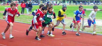 Encuentro nacional de escuelas de atletismo (San José, 23/ago/2014)