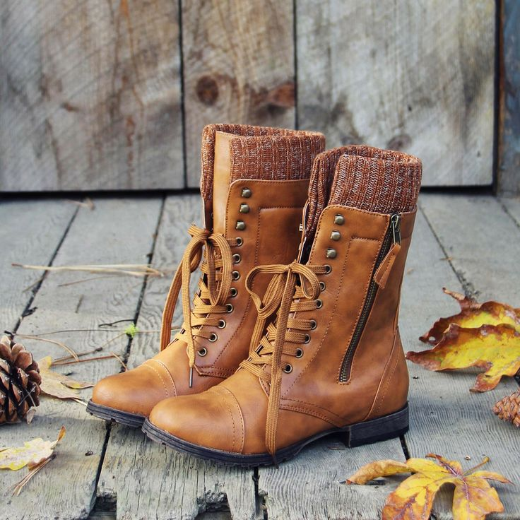 Perfect Fall And Winter Boots
