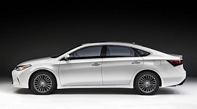 2016 Toyota Avalon Release Date