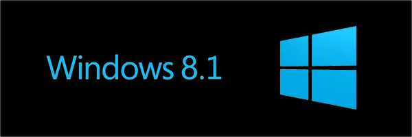 Re: Windows 8.1