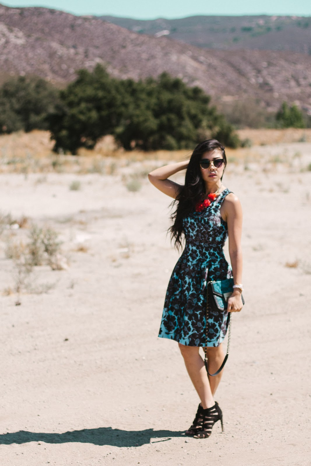 LA asian american fashion style blogger