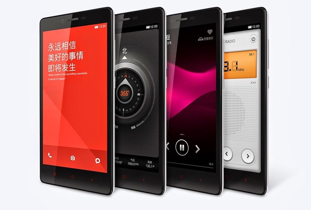 تصدر شركة Xiaomi الهاتفين Redmi Note و Redmi Note 4G