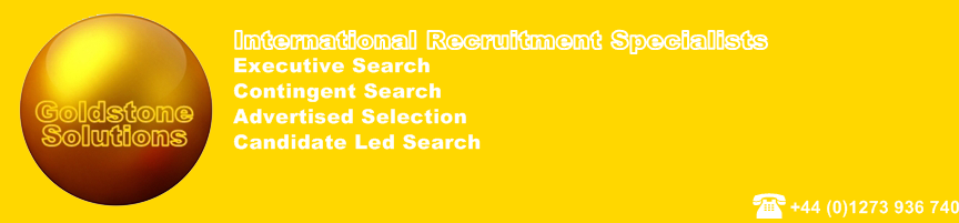 Goldstone Solutions - International Recruitment Specialists