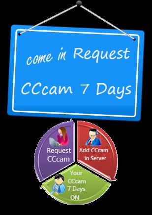 Cherche sur google.com pour avoire site CCcam-7-Days