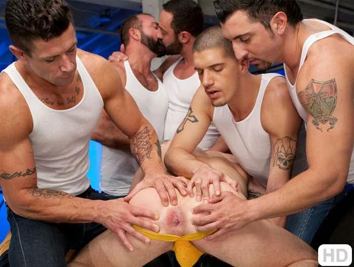 Gang Bang Porn Gay Videos Pornhubcom