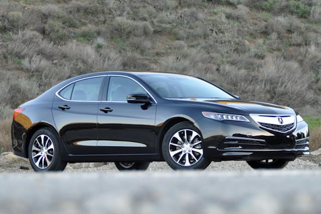 2015 All New Acura TLX Overview