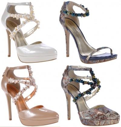 Tendências de sapatos femininos primavera/verão 2013 - Fotos e modelos