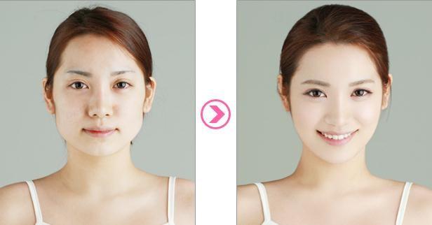V-Shaped Face?   ms.rhea's