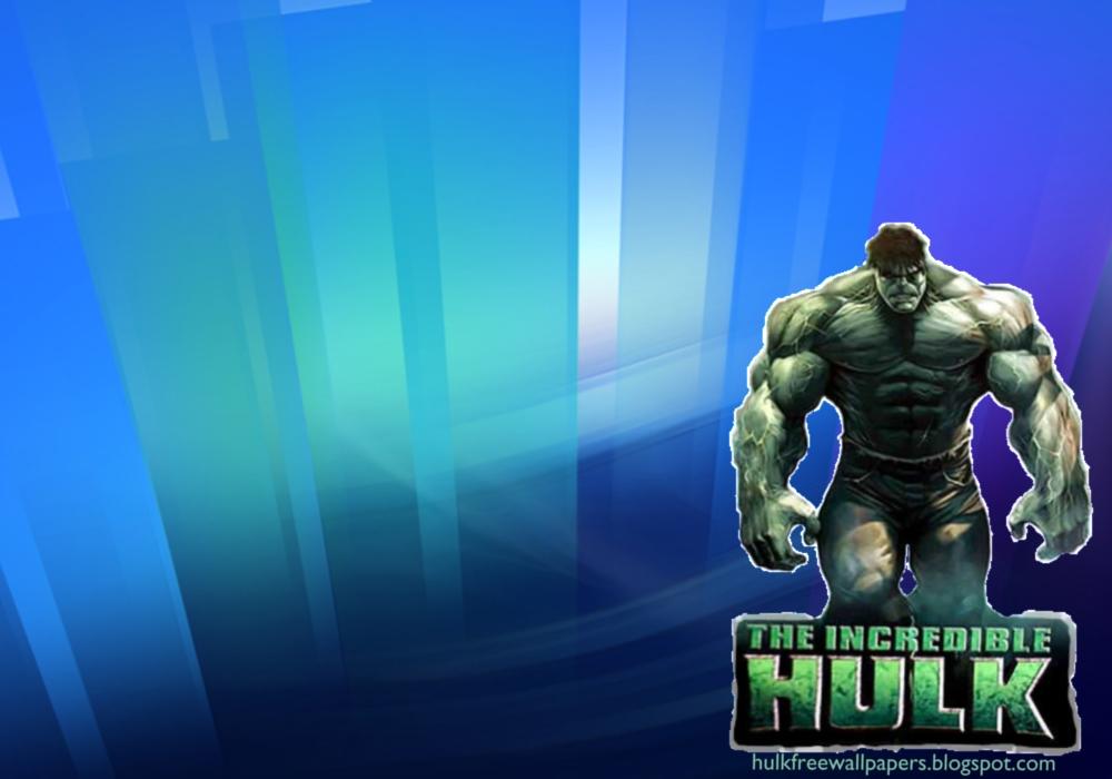 Incredible Hulk Wallpapers Free Comic Superhero The