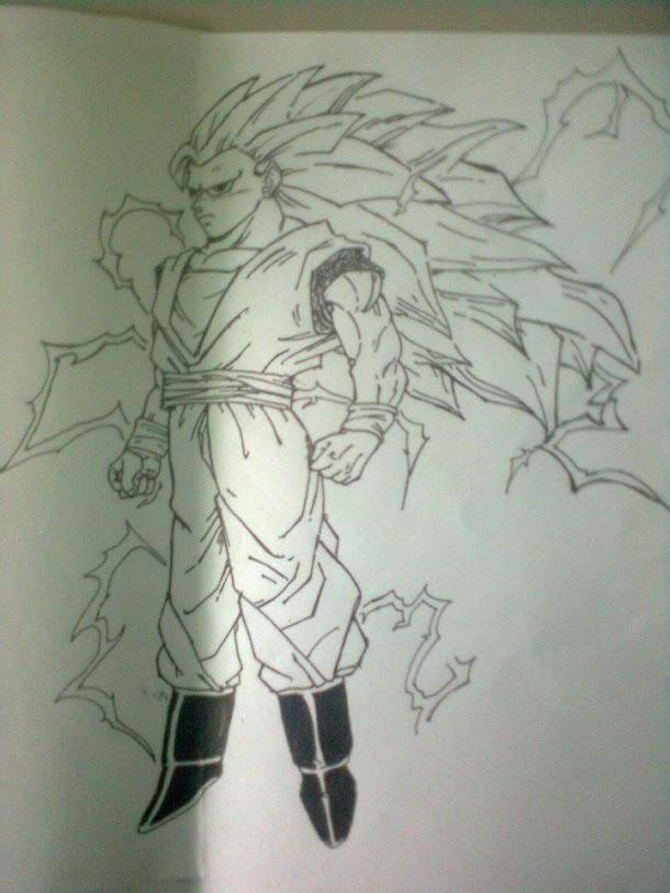 truyện tranh Dragon ball bản scan