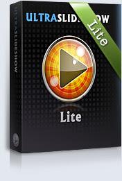 UltraSlideshow Lite - Dễ dàng tạo bài trình chiếu SWF, HTML hoặc XML