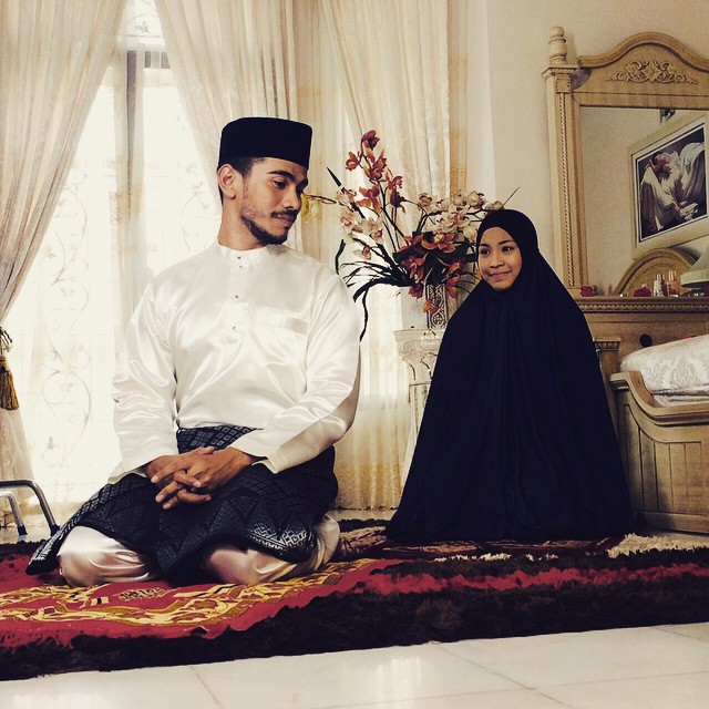 Janna Nick Azrel Ismail Syurga Nur