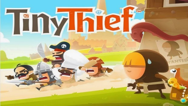 Little Thief v1.2.0 [Full] Apk Data Download Android game