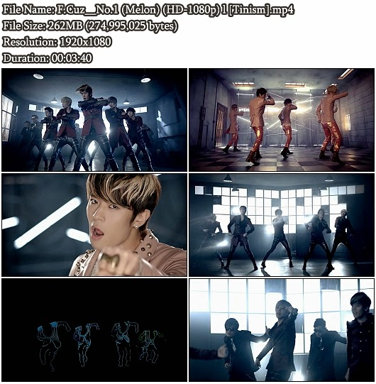 Download MV F.Cuz - No.1 (Melon Full HD 1080p)