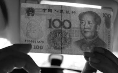 Wang cacat yang bernilai 100Yuan/(RM60) ini kini bernilai jutaan dolar