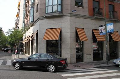 Fachada Restaurante Higinio´s de Madrid
