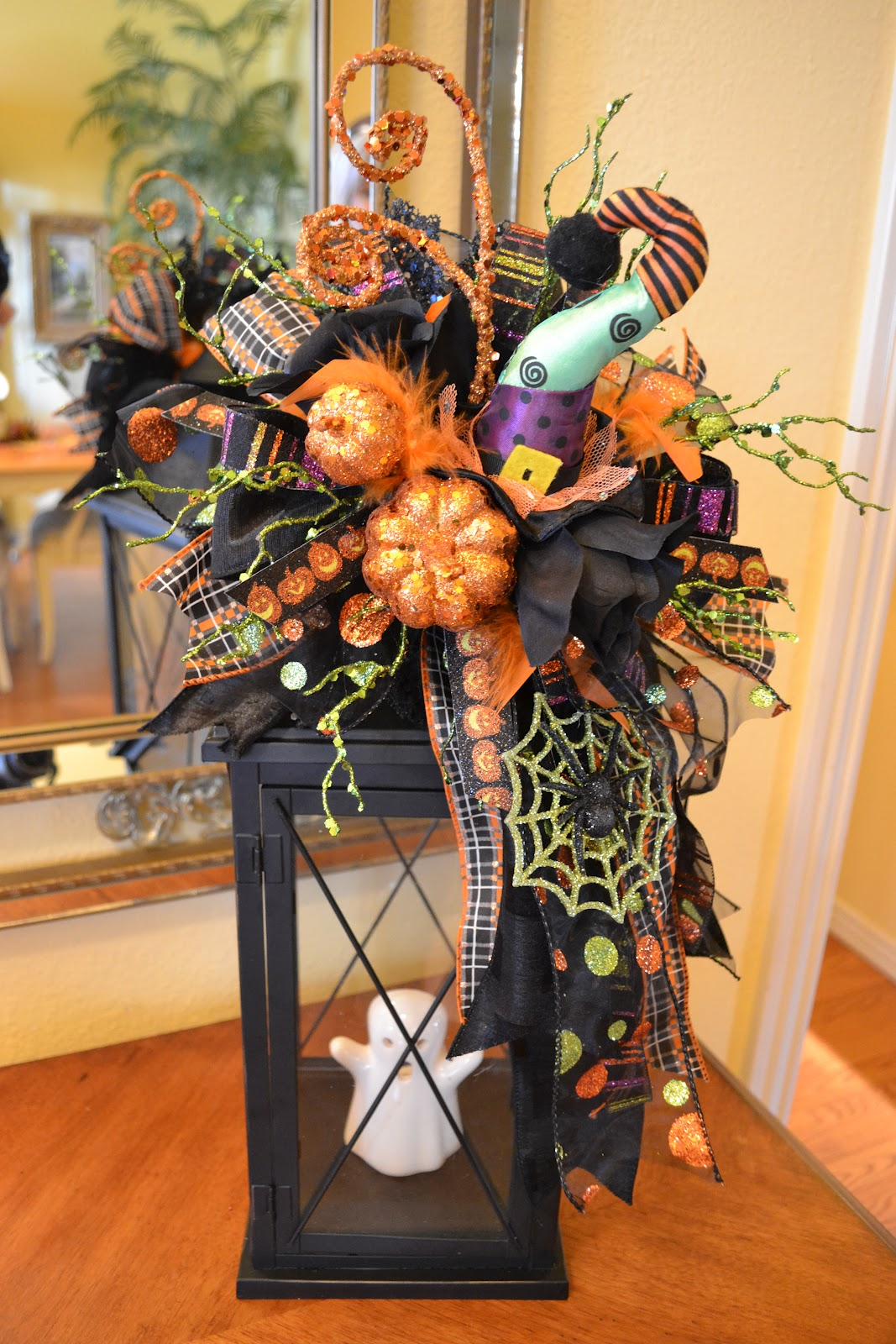 Kristens Creations Fun And Whimsical Halloween Lantern Swag