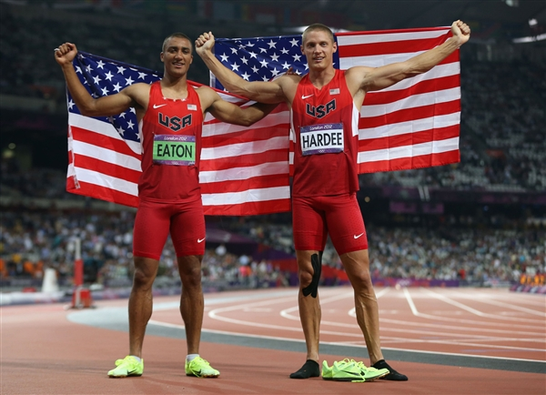Nike! Think back to the London Olympic games. What do you remember? The  beautifully sculpted bodies of Lochte and Phelps? Misty May-Treanor and  Kerri Walsh ...
