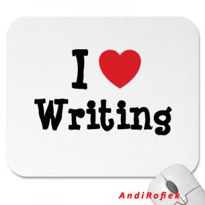 like menulis