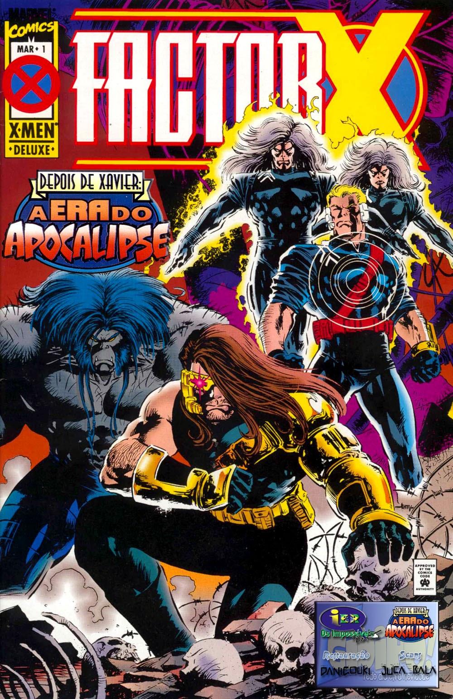 X-Men - A Era do Apocalipse #18