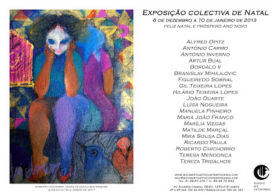 Christmas Collective Exhibitions open at MAC Lisbon