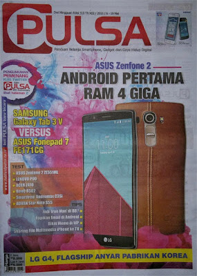 Tabloid Pulsa Terbaru Edisi 310 Bulan Mei 2015