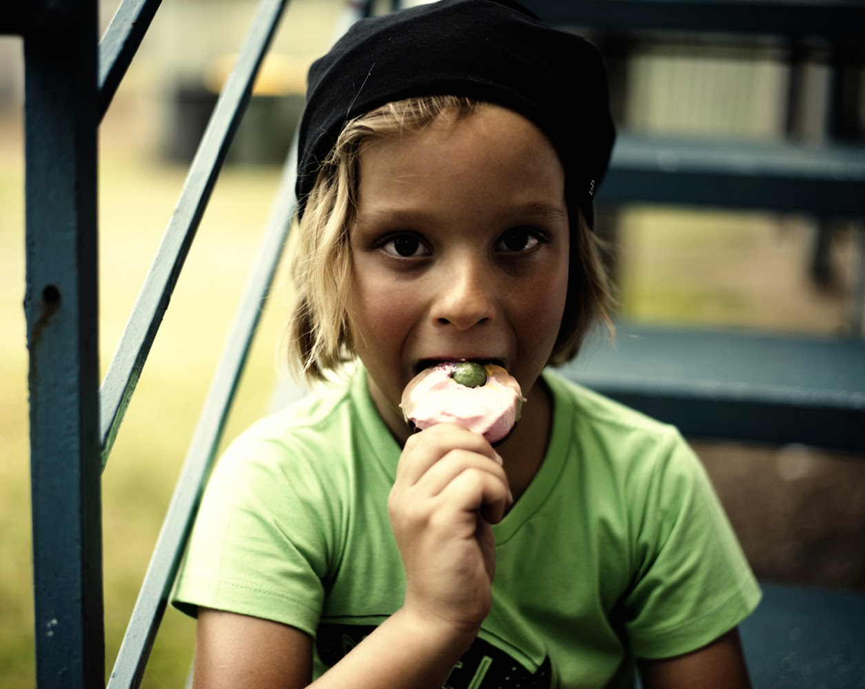 Bandit Kids SS15 preview - Australian kids clothes