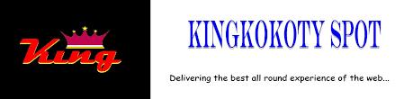 Welcome to Kingkokoty's Blog