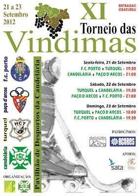 TORNEIO DAS VINDIMAS - PRE EPOCA