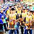 20 Ribu Angklung Sambut Peringatan Konferensi Asia-Afrika