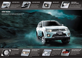 Catalog New Pajero