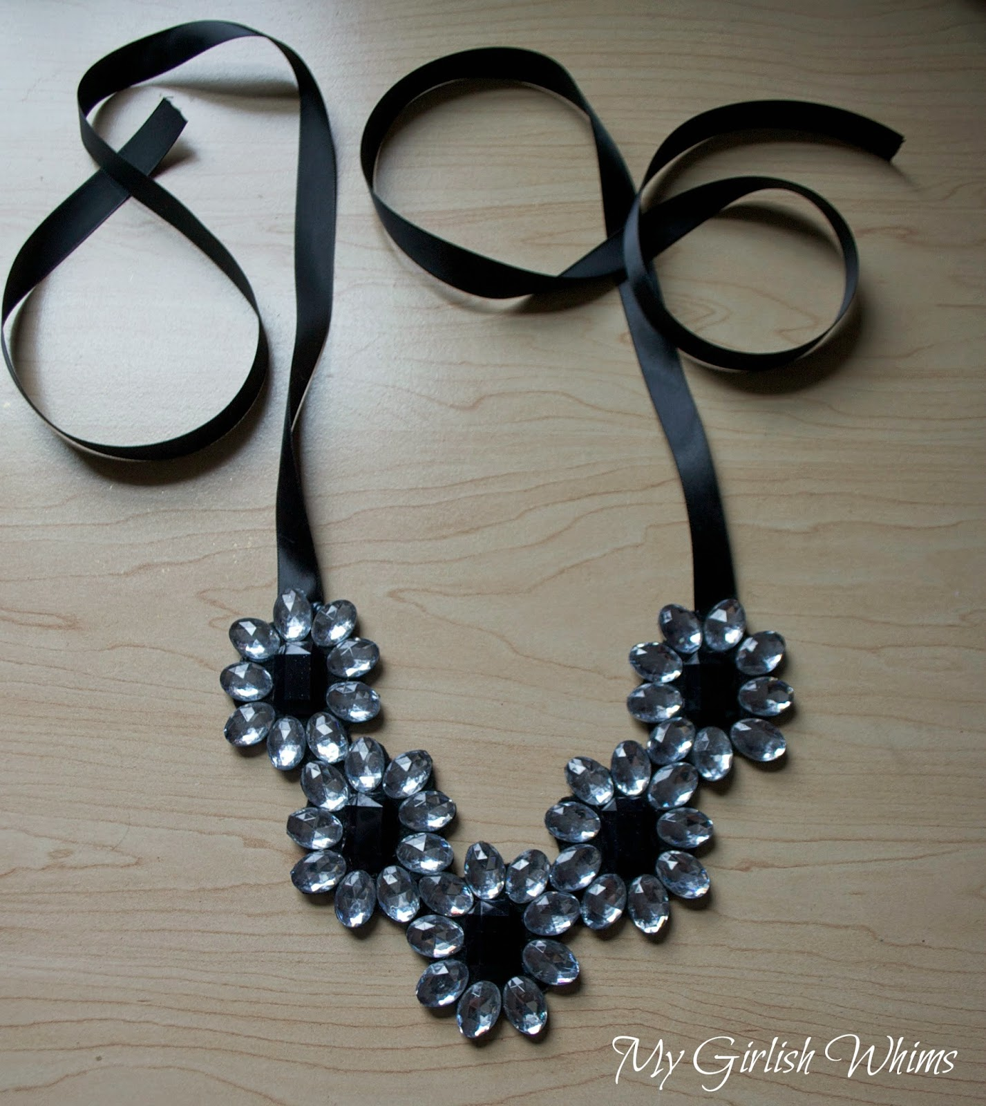 bead make necklace diy love chunky it find