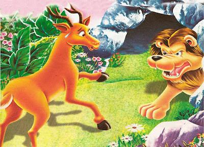 la Cierva y el León