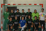Equipa Sénior - Futsal Feminino