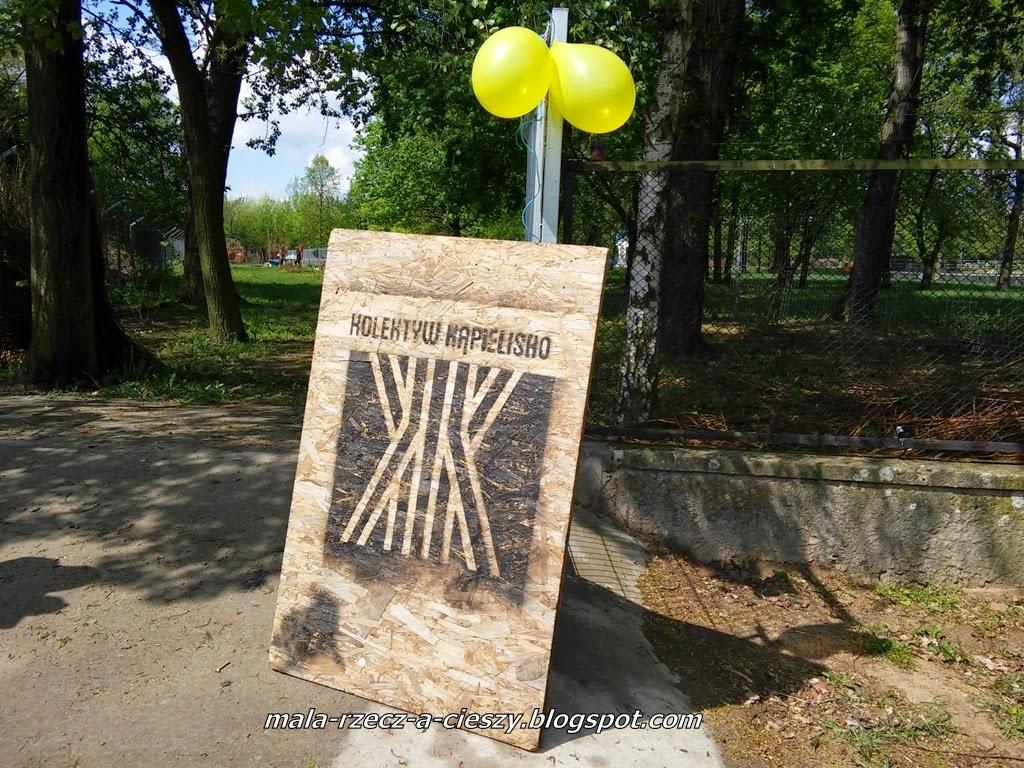 Niebanalny ogród społeczny w Poznaniu - Kolektyw Kąpielisko