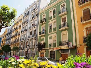 Olivia ardey ruzafa un barrio con encanto e historia - Autoescuela 2000 barrio del puerto ...