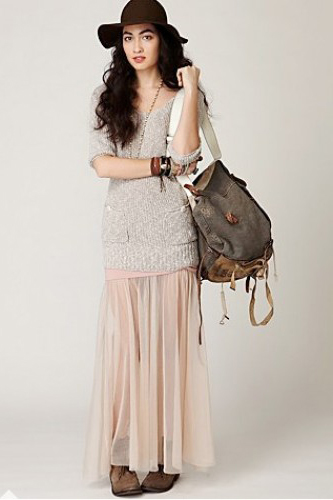 le mari collection how to wear maxi skirt