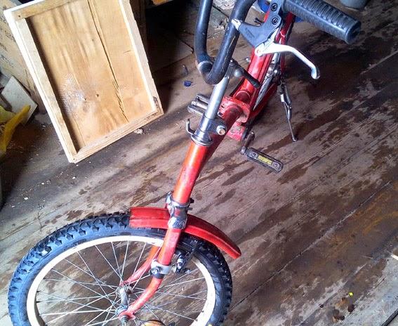 Ручной велосипедный тормоз