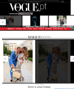 ABSOLUTE BESPOKE ON VOGUE (MAY)